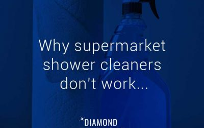 Why don't supermarket shower cleaning products work…